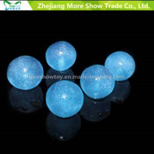 Blue Glitter Crystal Soil Water Gel Beads Wedding Decoration pictures & photos