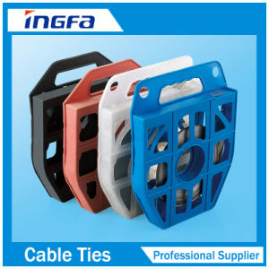 150kg High Tensile Stainless Steel Banding Strap for Bundle Cables pictures & photos