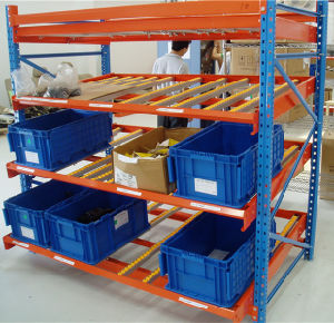 Carton Sliding Flow Rack pictures & photos