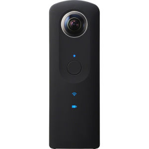 New 3D 720 Degree Vr Camera WiFi Two 220 Fisheye Panoramic Video Camera