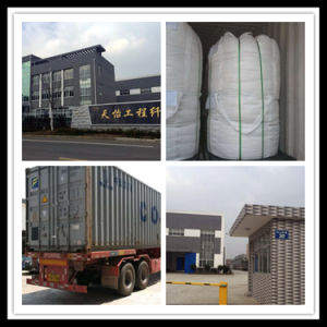 Polyester Fiber Pet Fibre for Asphalt Concrete Building Material with SGS, ISO Certification pictures & photos