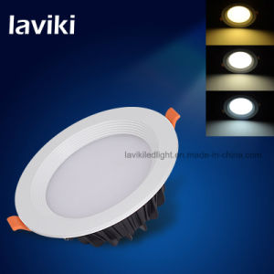 Recessed LED Downlight Ceiling Lightwith 3W-12W for Home Lighting, Indoor Lighting pictures & photos