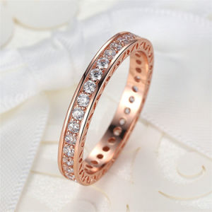 2017 Designs for Girls Top Sales Brass Gold Ring pictures & photos