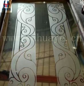 Stainless Steel Etching Design Sheet for Building Decor pictures & photos