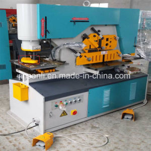 Diw Series Punching Shearing Bending Cutting Machine Sheet Metal Processing pictures & photos