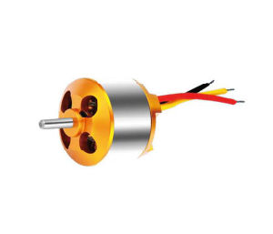 Electric DC Brushless Outrunner Motor Cl-Ws2818 Applied for Toy, RC Boat, RC Model Car pictures & photos
