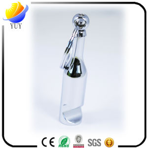 Bottle Shape Fancy Beer Bottle Opener Key Chain pictures & photos