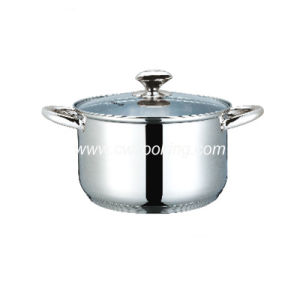 Stainless Steel Stock Pot - Straight Shape pictures & photos