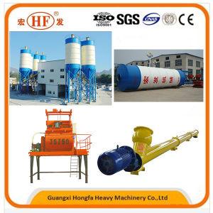 High Efficient Hzs40 Cubic/H Concrete Mixing Plant pictures & photos