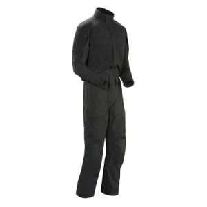 OEM Classic Endurance Flame-Resistant Industrial Cotton Work Coverall pictures & photos