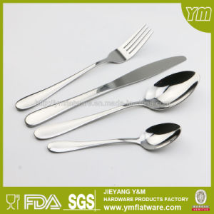 Hot Sell Stainless Steel Knife Fork Spoon Tableware Flatware Cutlery