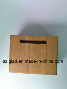 High Quality Solid Wooden Case Amplifier pictures & photos