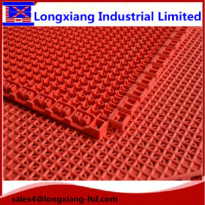 Can Be Customized All Sizes and All Stype Pattern Plastic Floor Supplying Conventional Sizes Safe Plastic School Flooring pictures & photos