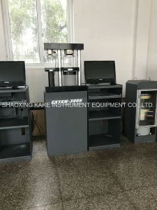 Computerized Servo Cement Flexure and Compression Testing Machine (CXYAW-300H) pictures & photos