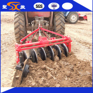 Farm Three Point Mounted Rotary-Driven Cultural Disc Plough for Tractor pictures & photos