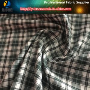 Spots Goods! Yarn Dyed Check Jacquard Woven Fabric for Lining (X005-7) pictures & photos
