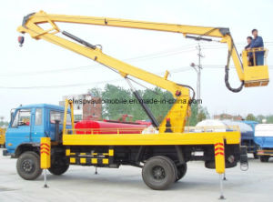 4X2 22 Meters High Altitude Operation Truck for Sale pictures & photos