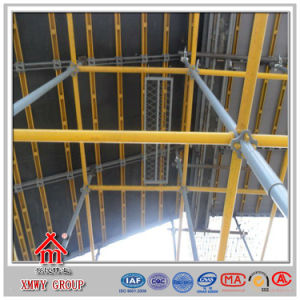 Steel Quicklock Scaffolding for High Loading Concrete Construction