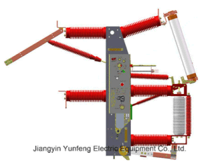Bridge-Crossing Type Vacuum Load Switch with Fuse Combination for Wind Power Plant