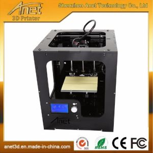 Anet DIY Portable 3D Printer Kit Desktop 3D Printer 3D Printer up! with Bas/PLA Filament pictures & photos