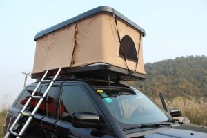 Hot Sale Large Size Family Tent Hard Shell Rooftop Tent pictures & photos