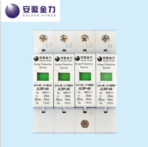Surge Protective Device/Surge Protector 20ka 230/400V, Jlsp-400-40, SPD, 17011 pictures & photos
