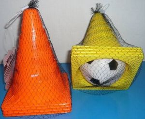 Multifunction Sports Marker Training Cone pictures & photos