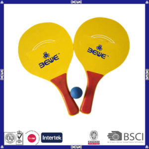 MDF Material Durable Beach Racket Set pictures & photos