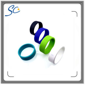 ISO Standard RFID Silicone Bracelet /Smart Wristbands for swimming Pool pictures & photos