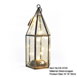 Newest Glass Storm Lantern Manufacturer pictures & photos