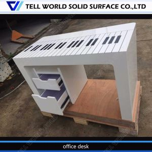 Hot Sale Executive Acrylic Office Desk pictures & photos