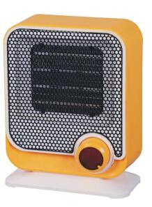 Ceramic Heater with Electric Fan Heater