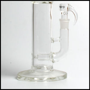 Hfy Glass Sovereignty 12 Arms Tree Percolator and up Gridded 18mm Pipes Custom Grid Pipes Water Smoking Pipe Clear High 18 Inches Glass Smoking Pipe pictures & photos