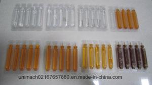 Ggs-118 Plastic Ampoule Oral Liquid Filling Sealing Machine pictures & photos