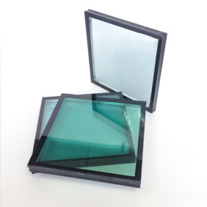 Low Emissivity Coating Tempered Curtain Walls Glass pictures & photos