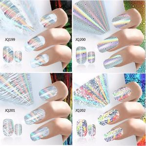Nail Art, Nail Art Foil, Silver Lace Transfered Foil pictures & photos