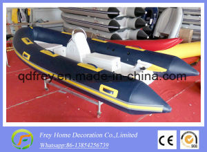 Ce Fibreglass Yacht Rib Fishing Boat pictures & photos