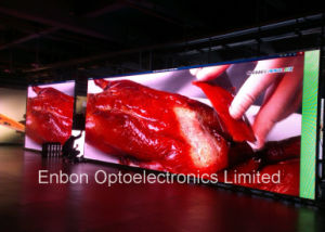 High Quality P3.91 Indoor Rental LED Display Panel (cabinet 500X500mm/500X1000mm) pictures & photos