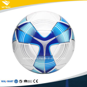Cost-Effective Promotion PVC Sponge En71 Football pictures & photos