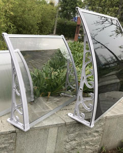 Foldable High Quality Garden Lexan Canopy with 10 Years Guarantee pictures & photos