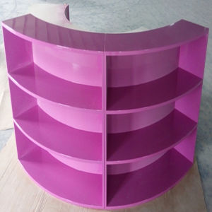 Lacquer Kitchen Glossy Display Both Sides (KC-022) pictures & photos