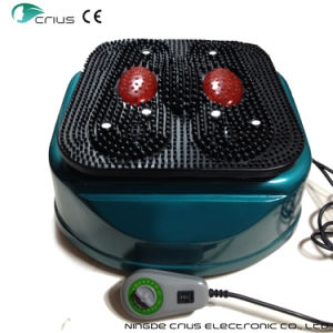 Vibration Blood Curculation Foot Massager pictures & photos