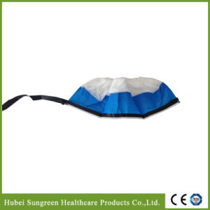 PP+CPE Shoe Cover with Conductive Strip pictures & photos