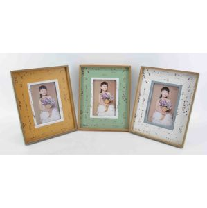 Wooden Antique Photo Frame for Home Decoration pictures & photos