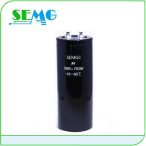 High Voltage Capacitor Fan Capacitor 3900UF 350V pictures & photos