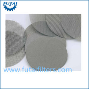 Twilled Weave Filter Screen Pack for Fiber pictures & photos