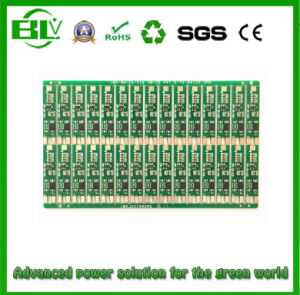 Samsungli-Ion BMS Protection Circuit Board for 7.4V 3A Battery Pack with Factory Price pictures & photos