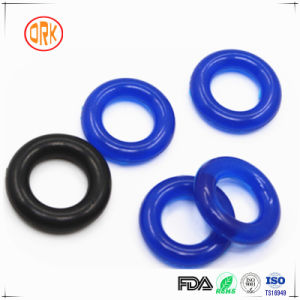 Blue Semitransparent Silicone O Ring Seal pictures & photos