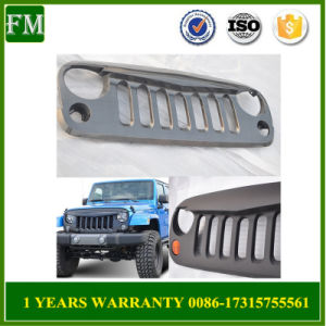 for Jeep Wrangler Black Front Grilles 97 98 99 00 pictures & photos