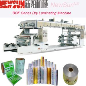BGF Series Dry Lamination Machine pictures & photos